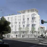 Rendering of 78 Haight